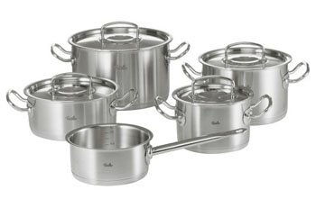 Наборы кастрюль Fissler. Original Pro Collection