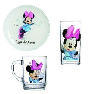 Luminarc Наборы DISNEY MINNIE COLORS