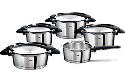 Кастрюли Fissler. Intensa Black