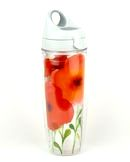 Термобутылка Tervis 700 мл Big Poppies T106