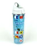 Термобутылка Tervis 700 мл California - Nautical Flag San Diego T107
