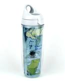 Термобутылка Tervis 700 мл Nautical Map T112