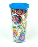 Термостакан Tervis 700 мл Boho Floral Chic T090