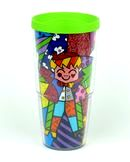 Термостакан Tervis 700 мл Romero Britto The Hug Wrap T130